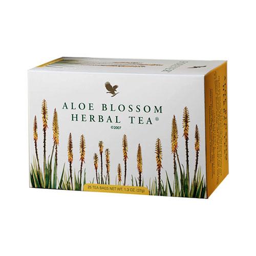 Aloe Blossom Herbal Tea – Билков чай с цветчета от алое