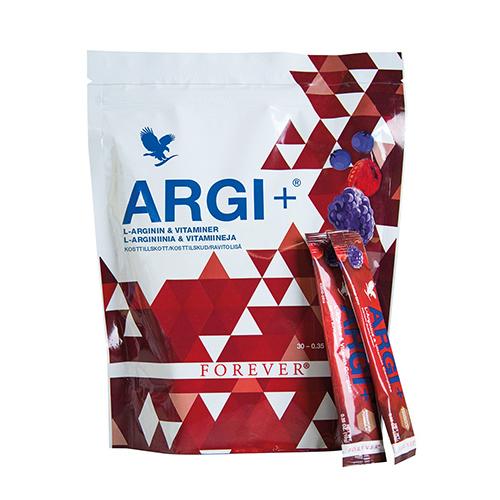 ARGI+ - АРГИ+ L-аргинин и витаминен комплекс